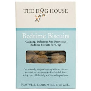 Bedtime Biscuits 250g – Dog Treats – Michel Roux – Front View – The Dog House Trading